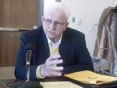 State Rep. Larry Marek (D-Riverside) Stock Photo