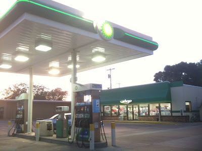 BP One Stop in Washington<br /> (KCII)