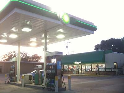 BP One Stop in Washington<br /> (KCII)