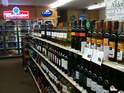 Washington's Wine and Spirits Reports &quot;Steady Sales&quot; Of Beer And Wine.<br /> (KCII's Chance Dorland)
