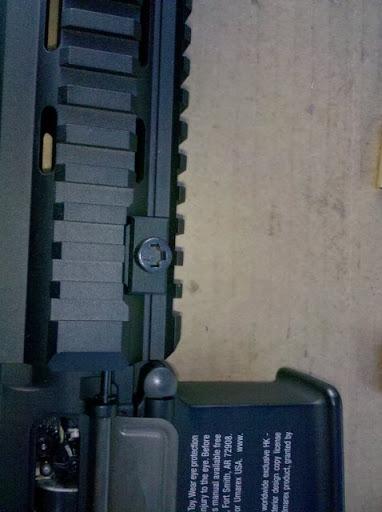 Airsoft Guns, VFC, H&K, 416, rail system, Heckler & Koch, Airsoft AEG, Umarex, pyramyd air