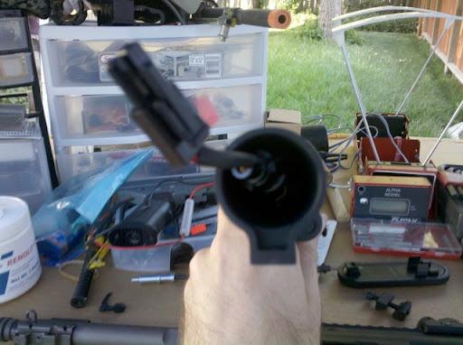 Airsoft Guns, buffer tube bolt, VFC, H&K,416, Heckler & Koch, Airsoft AEG, Umarex, Pyramyd Air