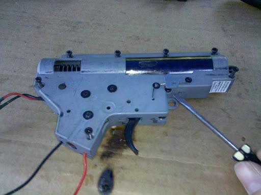 Airsoft Guns, Airsoft AEG gearbox, VFC, H&K, HK416, Heckler & Koch, Umarex, Pyramyd Air