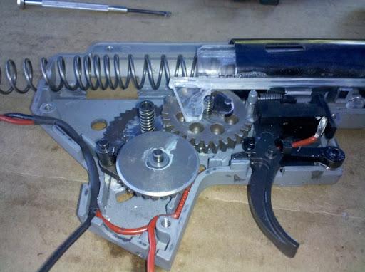 Airsoft Guns, AEG Version 2 Gearbox, VFC, H&K, HK416, Heckler & Koch, Airsoft AEG, Umarex, Pyramyd Air