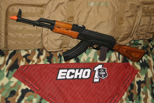 Airsoft Guns, Echo1, Echo1 Red Star,Red Star Wood, Red Star AK47 with Fixed Stock,Automatic Electric Gun, Airsoft AEG, Airsoft Assault Rifle,AEG, AK, Kalashnikov, pyramyd air, airsoft obsessed