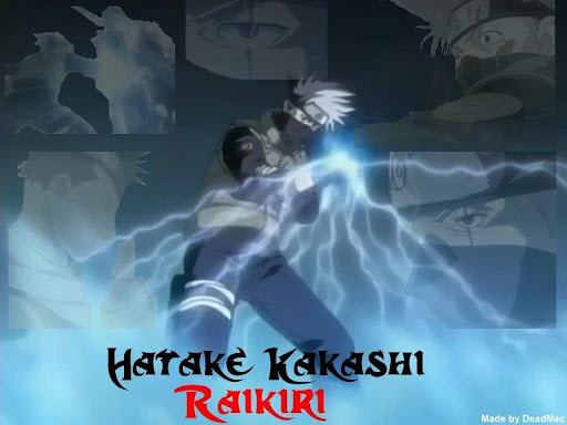Kakashi Hatake in Action