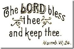 Blog Blessing