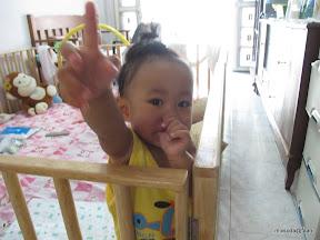 พู่กันวัย 1 ขวบ 2 เดือน