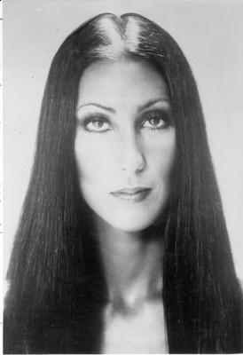 Cher seventies hair