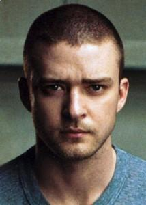 Justin Timberlake Butch Haircut