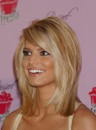 How to Style Jessica Simpson's Hairstyle