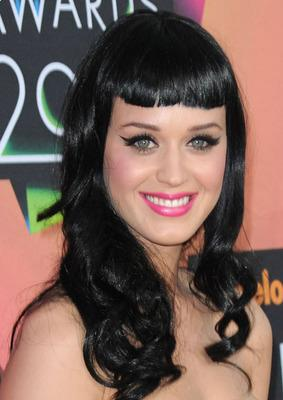 Katy Perry Celebrity hair