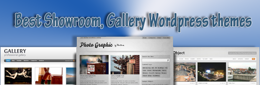 Best Showroom, Galerry Wordpress themes