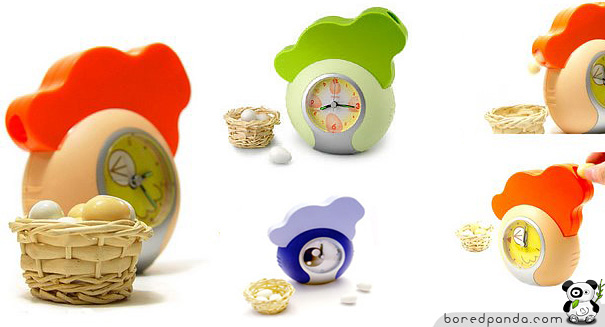 20 Annoyingly Creative Alarm Clocks