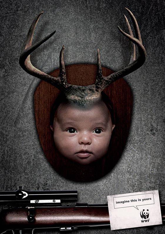 32 Most Creative WWF Ads