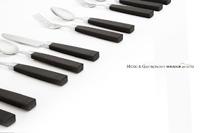 Mirador – Music & Gastronomy (cool but done over and over)