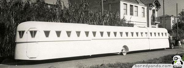 cool inventions extensible caravan 10 invenções do passado que não deram certo