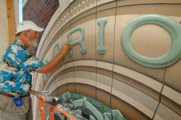 Vividly Realistic 3d Murals By Eric Grohe Bored Panda