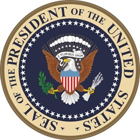 President of US Seal