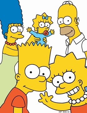 THE SIMPSONS: Marge, Bart Maggie, Lisa and Homer on THE SIMPSONS on FOX.  THE SIMPSONS ™ & ©2006TCFFC ALL RIGHTS RESERVED.  ©2005FOX BROADCASTING  CR:FOX