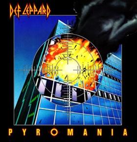 AlbumCovers-DefLeppard-Pyromania(1983)