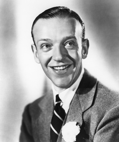 Fred Astaire Smile