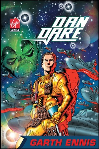 Dan Dare Garth Ennis Erskine Virgin