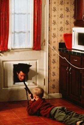 Through The Rear Window: CHRISTMAS MOVIE TRIVIA … HOME ALONE