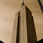 The powerful Empire State Building