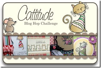 Cattitude Blog Hop Challenge