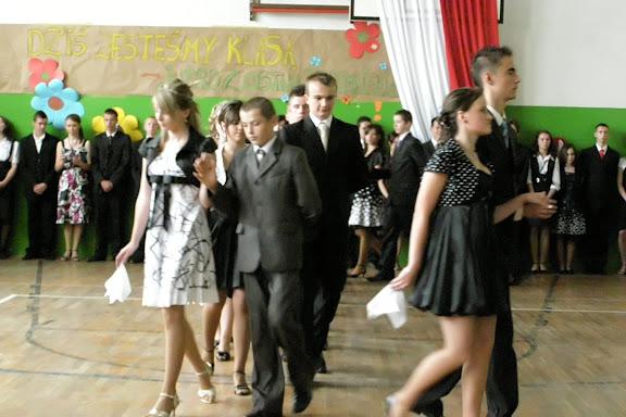 Zakończenie trzecich klas 2009