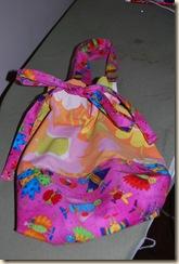 A's drawstring bag