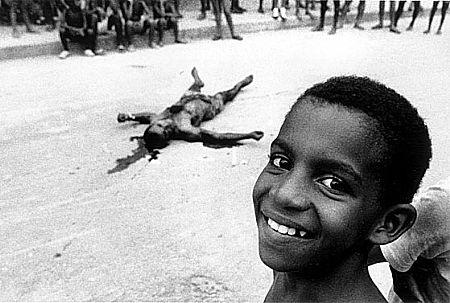 Guerra no Rio de Janeito - Evandro Teixeira