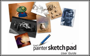 Corel Painter Sketch Pad V1.0.067