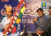 Barwaqna wo Jan na by Ghullam Hussain Umrani