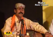 Umar Ada muhnja Bhaou by Sodhal Faqir