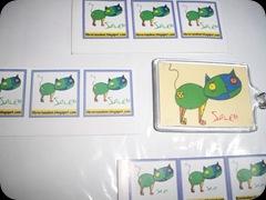 Hoy repartimos los Stickers SALEM tm (OOOH!!)