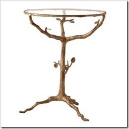 3080 Sherwood Iron - Glass Table