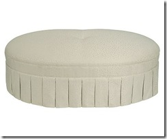 7617_29 Egg Ottoman Skirted