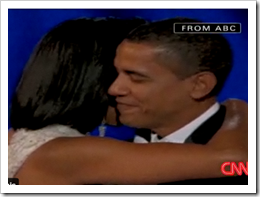 Obama Couple Sets Good Example