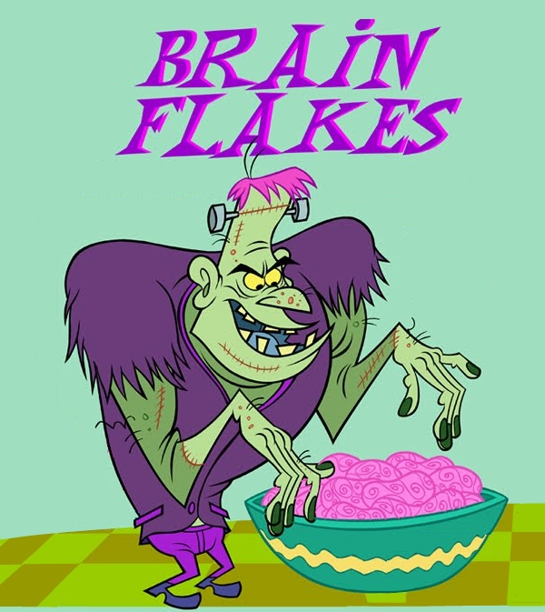 Killer´s Brain Flakes