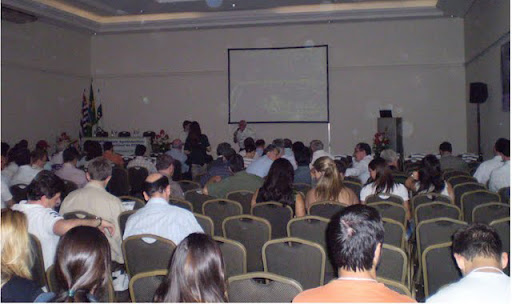 Seminario Brasil Cana Show organizado por la STAB-Brasil, paralelo a la Fenasucro 2009