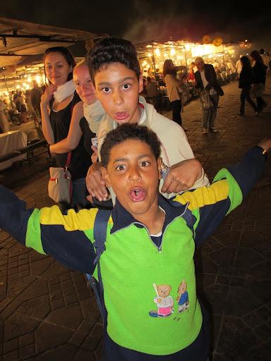 Fajne chłopaki z Maroka