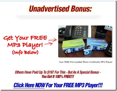 mp3 player gratis