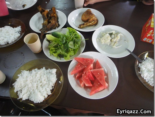 Restoran Nasi Ulam Cikgu Kota Bharu Kelantan008