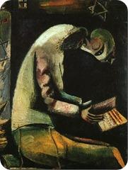 Meditando Marc Chagall