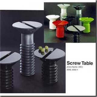 screw table