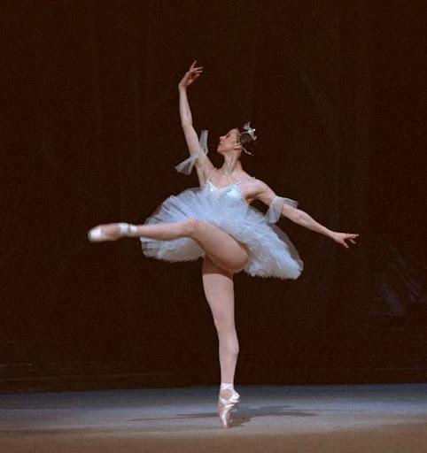 芭蕾傳奇Nina Ananiashvili明年3月雲科大演出