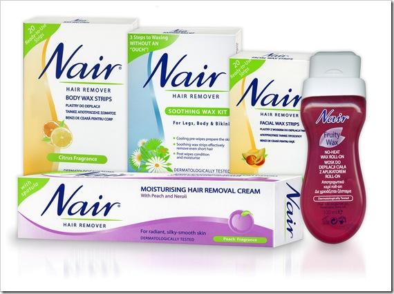 חדש בישראל מותג הסרת השיער האמריקני המוביל NAIR (2) (Custom)