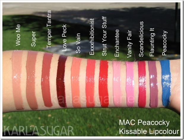 MAC-Peacocky-Kissable-Lipcolor